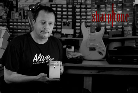 Johnny Sharp of SharptoneFX