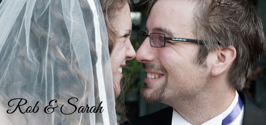Rob & Sarah wedding - Stuart Gaunt Photography