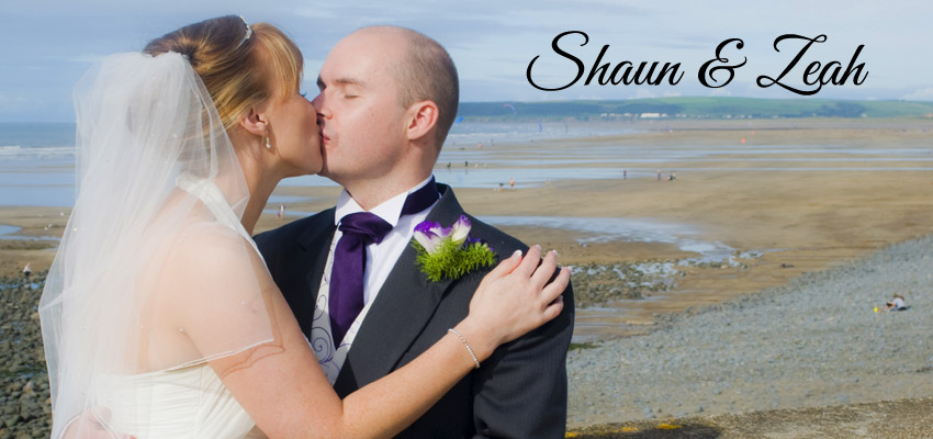 Shaun & Zeah wedding in Bideford, Devon - Wedding Photography