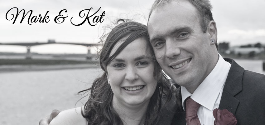 Mark and Kat wedding - Stuart Gaunt Photography
